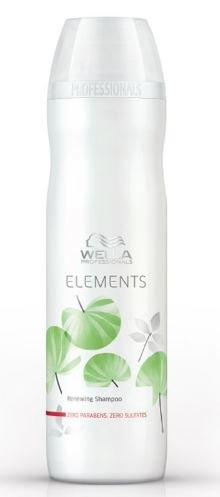 Wella Elements atjaunojošs šampūns 250 ml