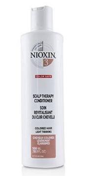 NIOXIN SCALP THERAPY REVITALISING kondicionieris Sistēma Nr.3, 300 ml