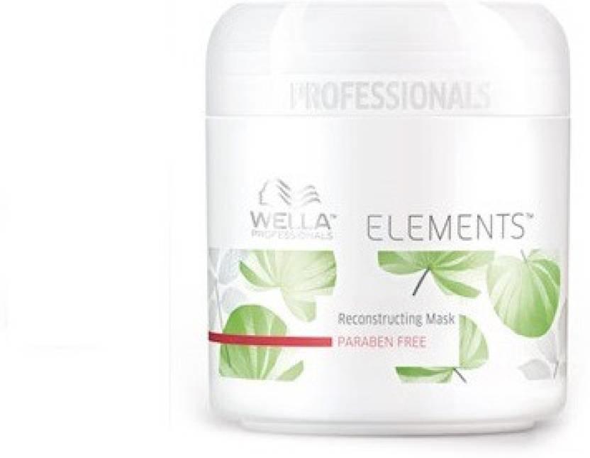 Wella Elements Atjaunojoša matu maska