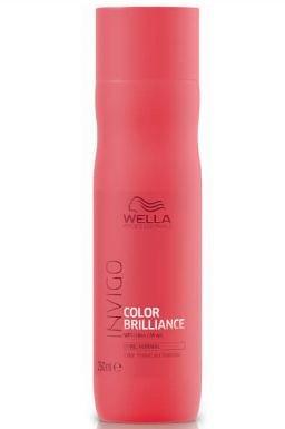 Wella  Color Brilliance šampūns krāsas aizsardzībai 250 ml