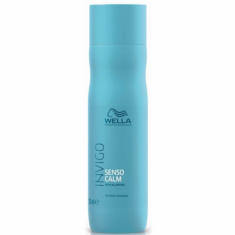 Wella Invigo Šampūns jūtīgai galvas ādai SENSO CALM 250 ml
