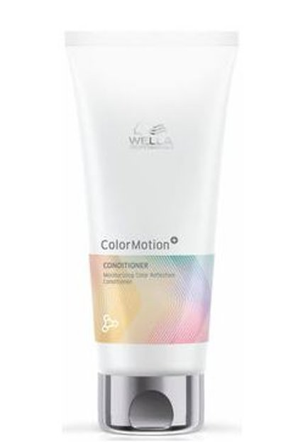 Mitrinošs kondicionieris krāsas aizsardzībai- Color Motion Wella Professionals, 200 ml