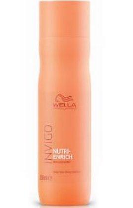 Wella Nutri-enrich barojošs šampūns   250 ml