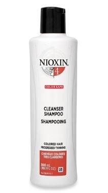 NIOXIN Attīrošs Šampūns / Sistēma Nr. 4, 300 ml